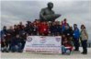 Emniyetten 40 öğrenciye Çanakkale gezisi