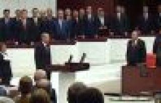 Erdoğan Gül'den görevi devraldı