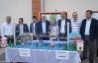 Fatih Sultan Mehmet Ortaokulu'nda Bilim Şenliği