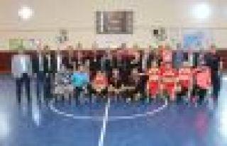 Futsalda Şampiyon Of İlçe Milli Eğitim
