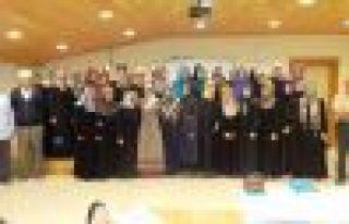 Hamzalı'da 41 kız öğrenci 45 günde Arapça...