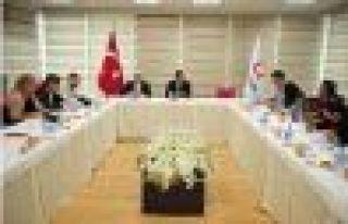Hırvatistan gazeteci heyeti Türkiye'de