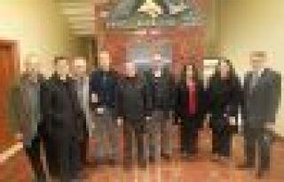 İlçe Gazete Yöneticileri Maçka'da buluştu