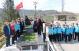 İmam Hatipli öğrenciler Afrin'deki askerler için...