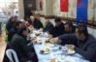 Karaca Ailesi dernek üyelerini kahvaltıda buluşturdu