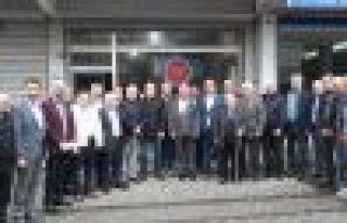 Karacalar Derneğinde Trabzon buluşması