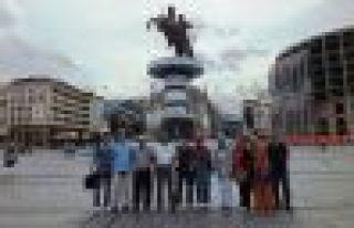 Kaymakam Arslan'dan başarılı öğrencilere Balkan...