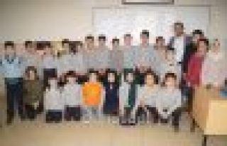 Kıyıcık İlk/Ortaokulu Baltacı Vadisine eğitim...