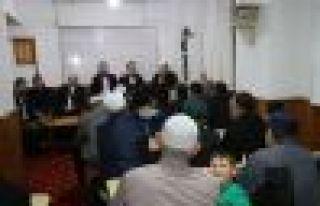 Kuran gönüllülerinden dönem sonu programı