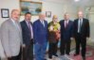Milli Eğitim'den Emekli öğretmenlere vefa ziyareti