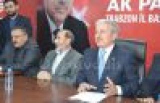 MÜSİAD Trabzon Başkanı Mahitapoğlu Ak Parti'den...
