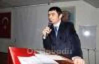 Of CHP'den Vekil Saral'a kınama