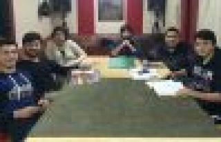 Of Folklor'un Gençlik Komisyonu sahne alıyor