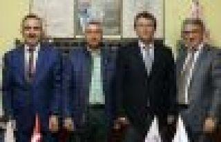 Of Havadis'ten Özcan Demirel'e ziyaret
