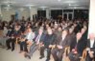 Of SP ve AGD'den Erbakan ve İslam Birliği konferansı