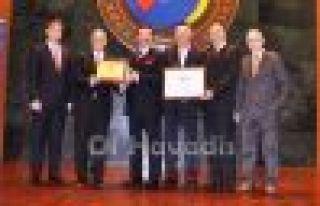 OF TSO, Akredite Oda ödülü aldı