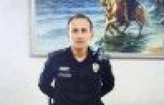 Oflu Komiser Yardımcısı Şenol Kaptanoğlu ağır...