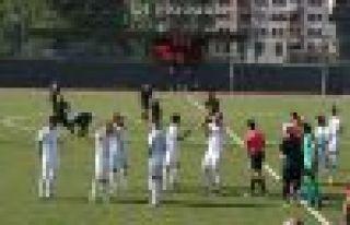 Ofspor 12 Bingölspor'u 3-1 yendi liderliği kaptı
