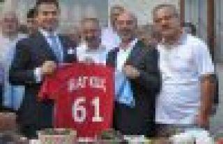 Ofspor Başkanı Saral'dan Bakan Kılıç'a Ofspor...