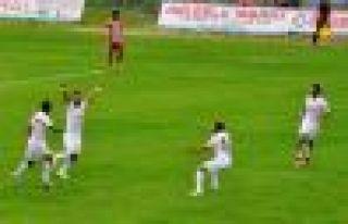 Ofspor ve Bugsaşspor'un gol düellosu beraberlikle...