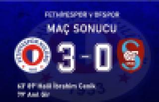 Ofspor Fethiye'de ikinci yarıda çöktü