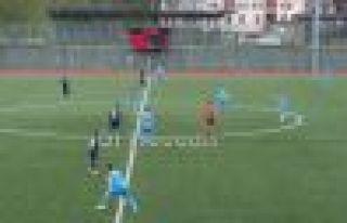 Ofspor Kemerspor'a mağlup oldu