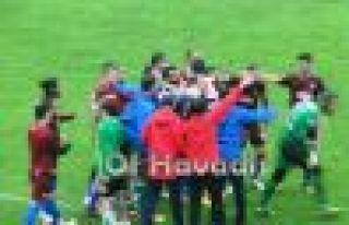 Ofspor Kızılcahamam'dan 3 puanı 3 golle aldı