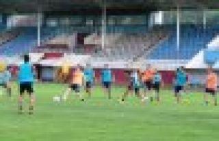 Ofspor Konya Torku maçına hazırlanıyor