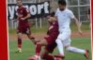 Ofspor Körfe FK'ya mağlup oldu