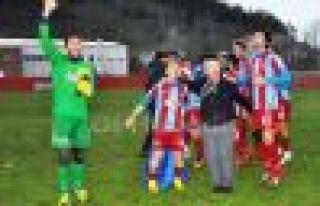 Ofspor Körfez Futbol Kulübü'nü mağlup etti