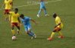 Ofspor Malatyaspor'a yenilerek kupaya veda etti