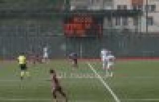 Ofspor Van Büyüşehir'e mağlup oldu