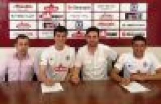 Ofspor yeni sezon çalışmalarına başladı
