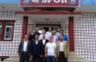 Ofspor'da yönetim yenilendi