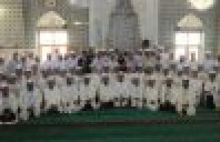 Of'ta 104 hafız için icazet töreni yapıldı