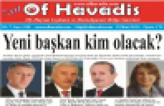 Of'un yeni başkanı kim olacak?