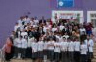 Pınaraltı Ortaokulu'nda TÜBİTAK Fuarı