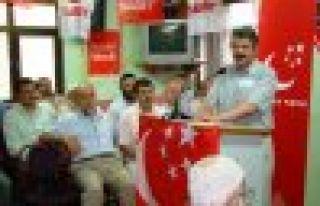 Saadet Partisi'nde Vahapoğlu 4.kez başkan