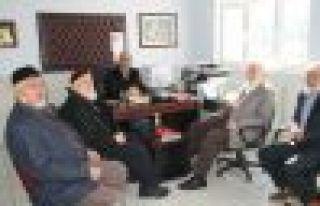 Saadet Partisi'nden öğretmenlere 24 Kasım ziyareti