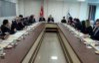 Sağlık Hizmet Sunucuları Trabzon SGK'da buluştu...