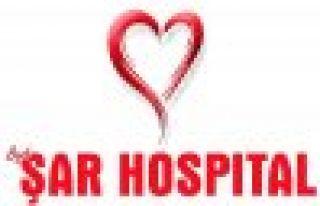 Şar Hospital'da Bayram Mesaisi
