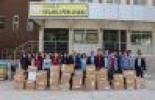 Solaklı Fen Lisesi öğrencilerinden Erzurum'a...