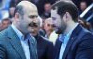 Soylu, Albayrak ve Kaya İstanbul'dan Çakır Kocaeli'den...