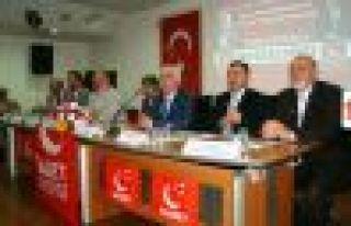 SP Genel Başkanı Kamalak Of'ta partililerle buluştu
