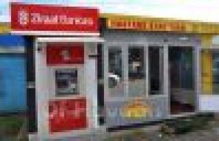 Taksi Duraklarının ilk ATM'si Ziraat Bankası'ndan...