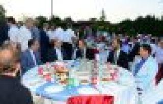 TDF Trabzon'u İstanbul'da İftarda buluşturdu...