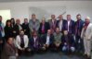 TDK Yönetimi İstanbul'da toplandı