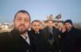 Terzioğlu yardımları Halep'e ulaştırdı