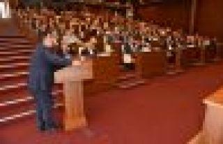 TİSKİ genel kurulu gerçekleştirildi