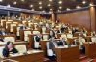 TİSKİ Genel Müdürlüğünün 2019 bütçesi 562...